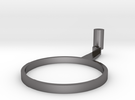 Minolta Autocord Focus Lever (Repair/Restoration) in Polished Nickel Steel