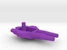 Monstructor Birdbrain Laser Gun in Purple Strong & Flexible Polished