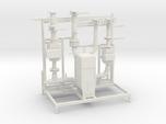 Pump Station Scale model