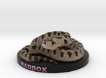 Custom Snake Figurine - Maddox
