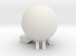 EPCOT Spaceship Earth Model