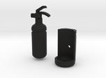 1/10 Fire extinguisher kit / Kit Extintor