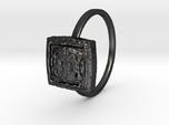 Stone Ring, Size 8