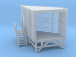 N Angular Loading Dock Left +stairs