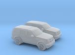 1/160 2X 2010 Dodge Nitro