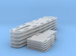1/35scale  Full/half Spine Board 5ea