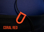 Headphone cable clip