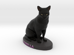 Custom Cat Figurine - Isabella