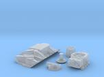 1/12 SB Chevy Single 4 BBL Intake System