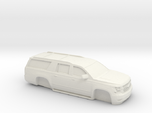 1/64 2015 Chevrolet Suburban Without Tire's