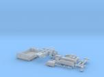 Zetros Aufbau Pritsche mit Kran