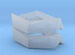 1/50th Peterbilt visors