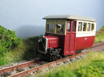 009 Donegal Irish Railcar