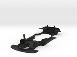 S07-ST1 Chassis for Scalextric Aston GT3 STD/LMP
