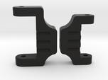 Adjustable rear suspension for Tamiya Boomerang