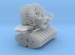 Motoreinheit, Ballastgrundplatte, 170t Ballast und