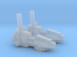 ENTERPRISE NX01 SET OF 2 PHASE CANNON