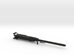 1:8 Scale Machine Gun 50 Cal. 181.44mm