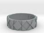 Futuristic Rhombus Ring Size 11