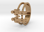 Love Collection Rings - Man and Man Ring