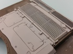 T-54 Mod.1949 engine deck and update parts for Tam