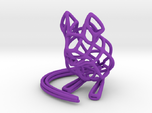 Mouse Wireframe keychain
