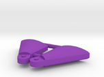 Generations Windblade - Upgraded Heel Spurs