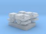 1:350 Scale Flight Deck Scrubber (2x 80's type)