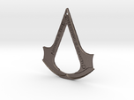 Assassin's creed logo-bottle opener (with hole)