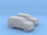 1/148 2X 2010 Dodge Nitro