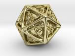 Tengwar Elvish D20