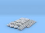 1/24 Scale scale shop acc'y set (Elec. & Plumb)