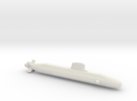 Barracuda class SSN, Full Hull, 1/1800