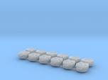 Devastator Turret Set of 12 (2cm)