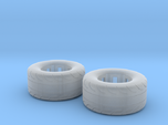 1/32 Scale Pair Of 325 50 15 MT Slicks
