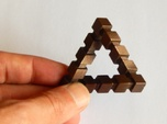 Impossible Triangle, Cubed