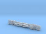 """M65 """"Atomic Annie"""" 280mm Gun  1/160 N-Scale"""