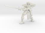 Robot Skeleton Samurai 05
