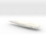 Sa'Ami Battlecruiser Spaceship - Full Scale 5 Inch