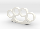 Round Knuckle Duster Ornament
