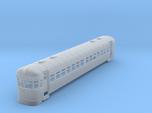 Queensland rail 2000 Railmotor no window bars.