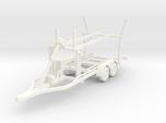 Boat trailer 01. 1:64 Scale