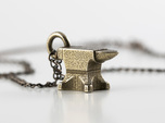 Anvil Necklace