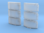1:87 / H0 Clip-On Reefer Container Set1