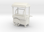 Food Cart 01. HO scale (1:87)