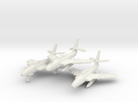 Republic RF-84F Thunderflash (3 airplanes) 1/285