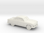1/87 1949 Ford  Fordor Coupe
