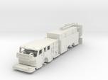 Rosenbauer 1/64 Pumper Tanker Flat Rood