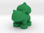 Custom Bulbasaur Pokemon Inspired Lego
