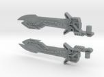 Voyager Evasion Mode Optimus Prime Sword